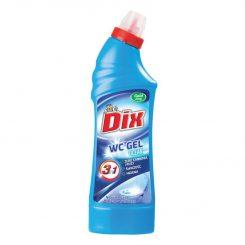 Dix WC tisztító gél óceán 750ml