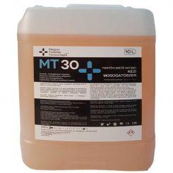 MT30 Fertőtlenítő hatású Kézi Mosogatószer, 10 literes