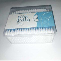 Kék Pille fültisztító dobozos 200 db-os