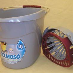Multi MOP Felmosó vödör+csavarókosár 13 literes