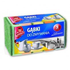 Mosogatószivacs Anna Zaradna 5 db-os