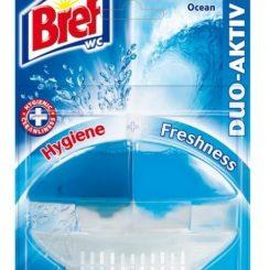 Bref Duo Aktiv Wc illatosító gél kosaras 60ml