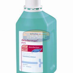 Desderman pure sebészeti kézfertőtlenítőszer 1 l
