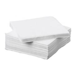 Tissue Exclusive 33x33 cm-es papírszalvéta 3 rétegű fehér