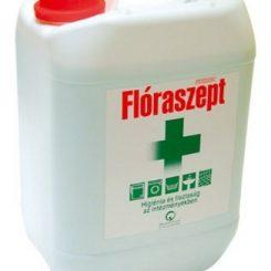 Flóraszept folyékony fertőtlenitő 5 literes