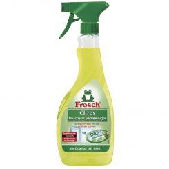 Frosch fürdőszoba tisztító citromos 500 ml