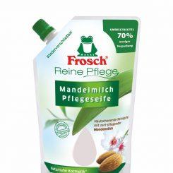 Frosch folyékony szappan 500ml utántöltő mandulatej
