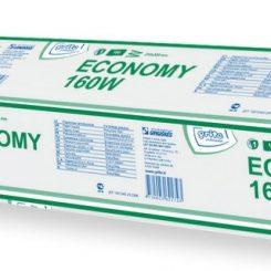 Grite hajtogatott kéztörlő Economy 160 W natúr