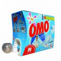 Omo folyékony mosószer 7,5 literes