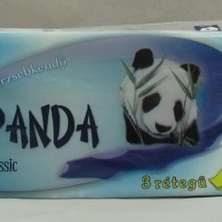 Papírzsebkendő 100 db-os Panda