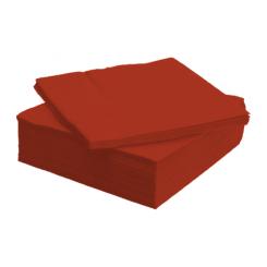 Tissue Exclusive 33x33 cm-es papírszalvéta 2 rétegű terrakotta
