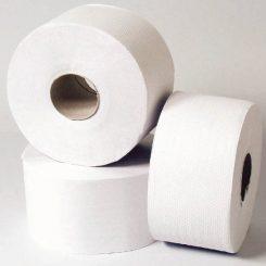 Toalettpapír MINI 2 rét. 19 cm 70% fehér