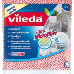 Vileda Mosogatókendő 30% mikroszállal 2 db