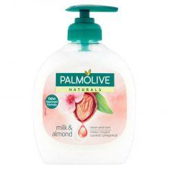 Palmolive folyékony szappan pumpás 300 ml Almond Milk