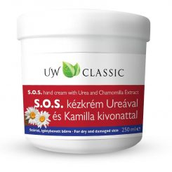 UW Classic SOS Kézkrém Ureával 250 ml