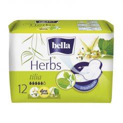 Bella herbs egészségügyi betét, hársfavirág 12 db
